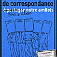 Carnet de correspondance pour s'éclater entre ami(e)s
