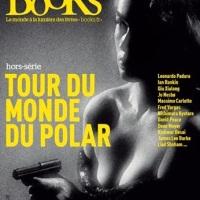 """Books - Hors-série """"Tour du monde du polar"""""""