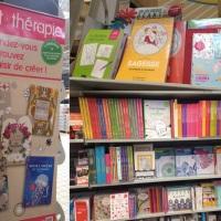 Le coloriage ou la nouvelle méthode anti-stress