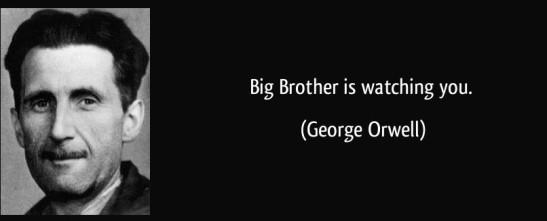 george orwell 1984 big brother
