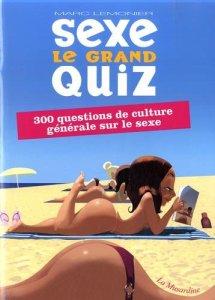 sexe - le grand quiz - Marc Lemonier