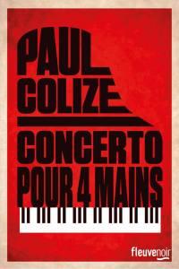 concerto pour 4 mains - Paul Colize