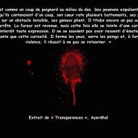 Transparences -  Yal Ayerdhal