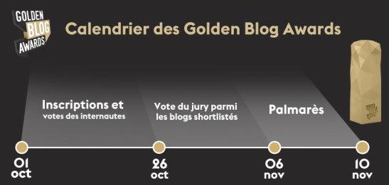 calendrier goldenglob