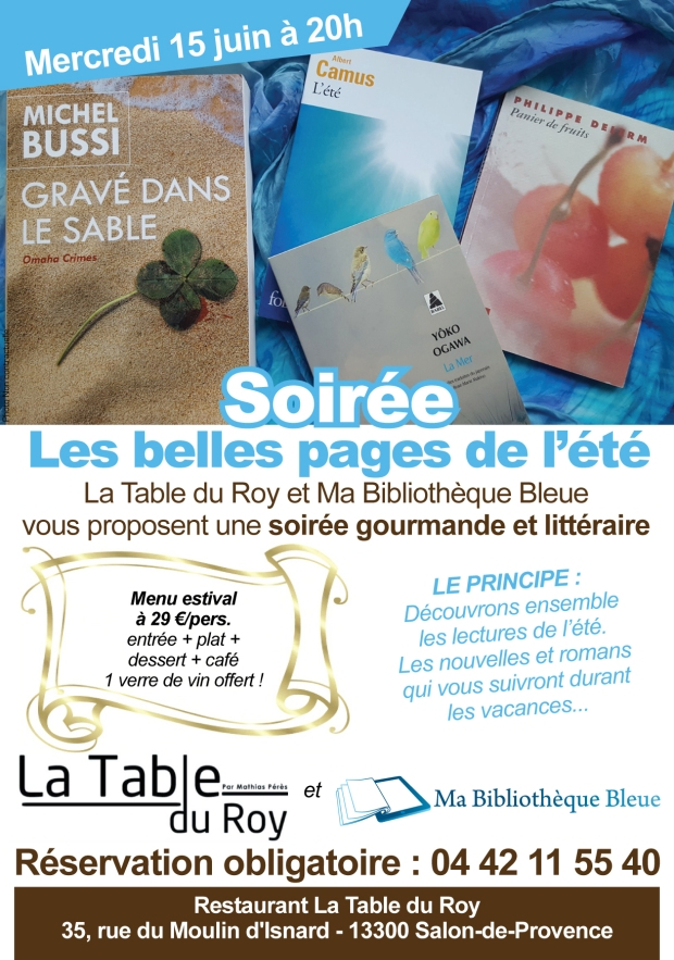 Affiche - Salon de Provence