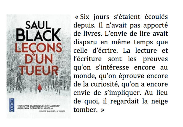 lecture neige
