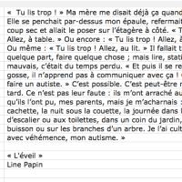Lire, lire, lire ...