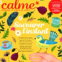 Calme - n°1 (mai-juin-juillet 2017)
