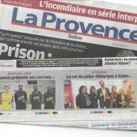 La Provence - 24 août 2017