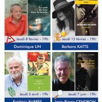 Les 4 jeudis - rencontres littéraires