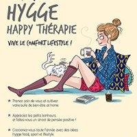 Mon cahier Hygge happy thérapie - vive le comfort lifestyle !