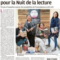 La Provence - 18 janvier 2019