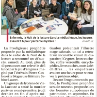 La Provence - 24 janvier 2019