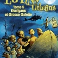 Les lutins urbains - Tome 5 : Korrigans et Grosse Galette