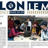 Salon LE MAG - Mars 2019
