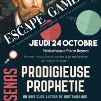 Prodigieuse Prophétie à Sénas