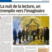 La Provence - 16 janvier 2020