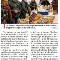 La Provence - 24 janvier 2020