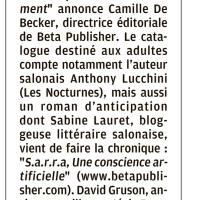 La Provence - 26 mars 2020
