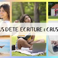 Campus d'été - Ecriture & crustacés